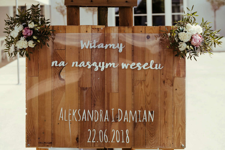 Ślub w plenerze w Białej Wstążce w Czepinie 2