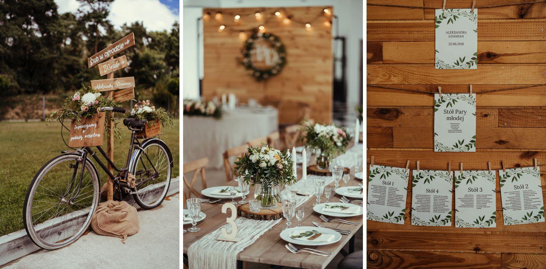 Ślub w plenerze w Białej Wstążce w Czepinie 4
