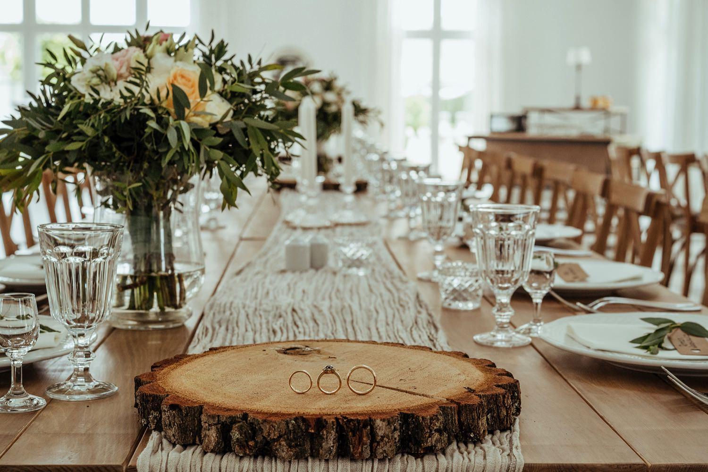 Ślub w plenerze w Białej Wstążce w Czepinie 5