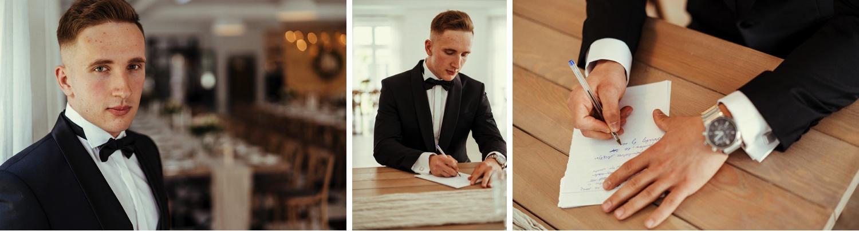 Ślub w plenerze w Białej Wstążce w Czepinie 13