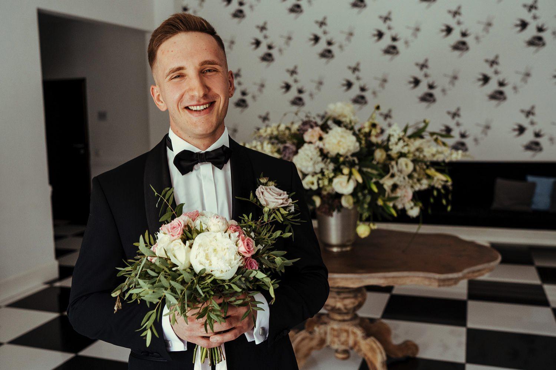 Ślub w plenerze w Białej Wstążce w Czepinie 21