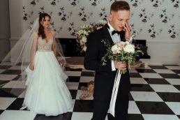 Ślub w Białej Wstążce w Czepinie 1