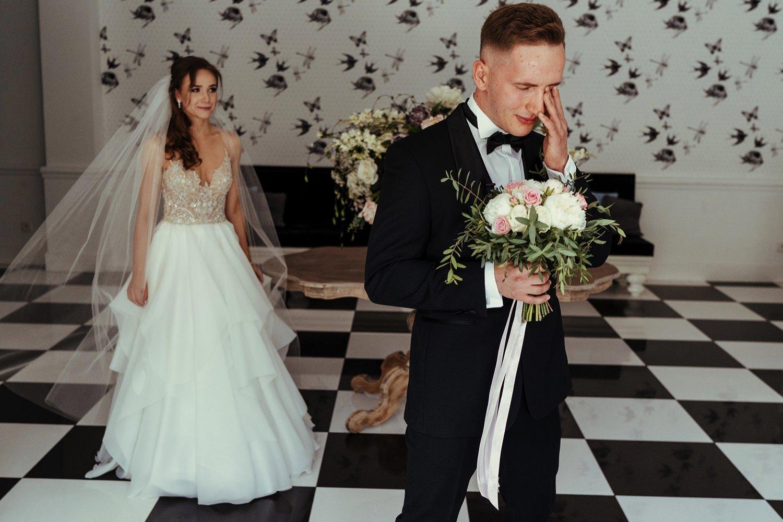 Ślub w plenerze w Białej Wstążce w Czepinie 22