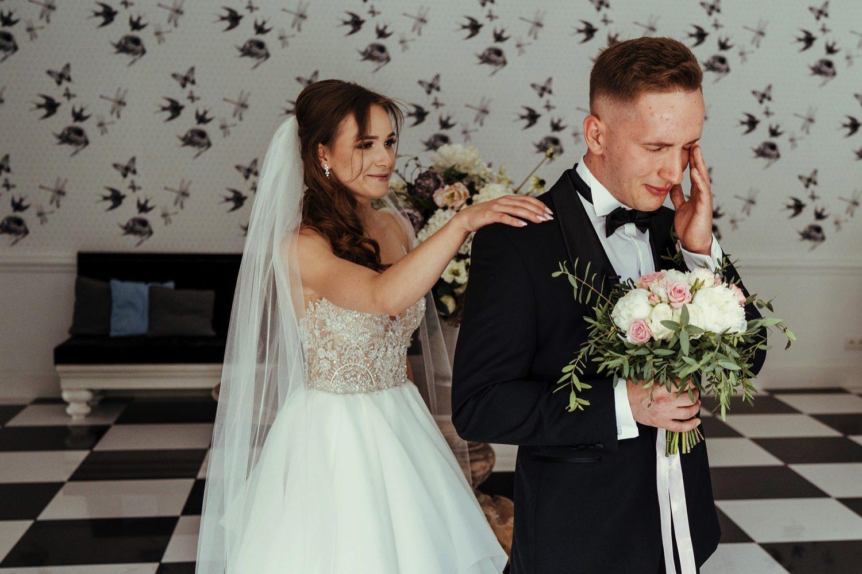 Ślub w plenerze w Białej Wstążce w Czepinie 23