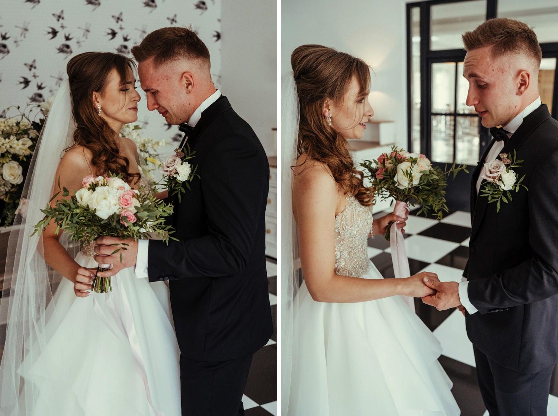 Ślub w plenerze w Białej Wstążce w Czepinie 24