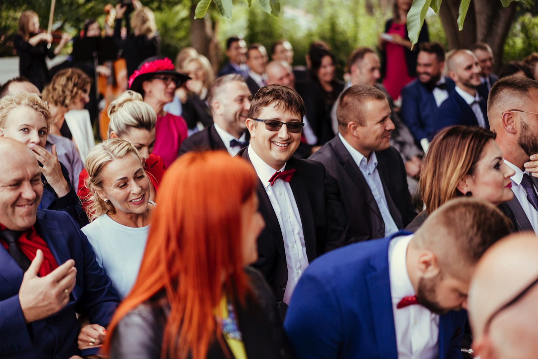 Ślub w plenerze w Białej Wstążce w Czepinie 28