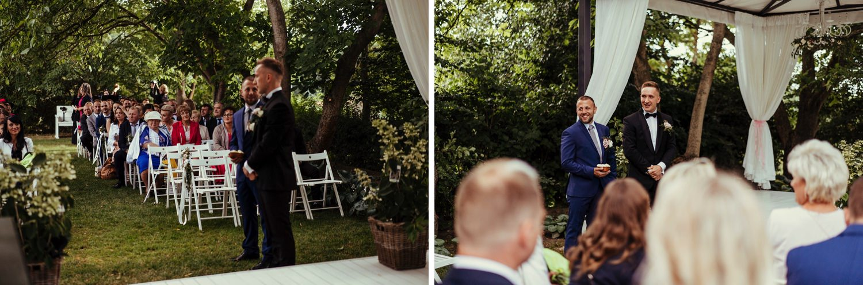 Ślub w plenerze w Białej Wstążce w Czepinie 29