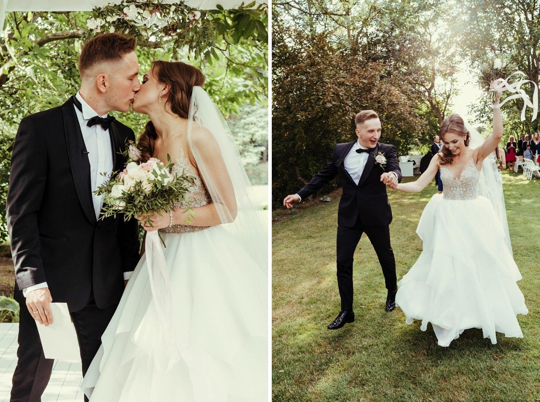Ślub w plenerze w Białej Wstążce w Czepinie 39