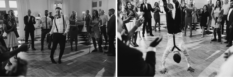 Ślub w plenerze w Białej Wstążce w Czepinie 52
