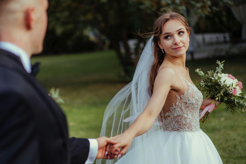 Ślub w plenerze w Białej Wstążce w Czepinie 56
