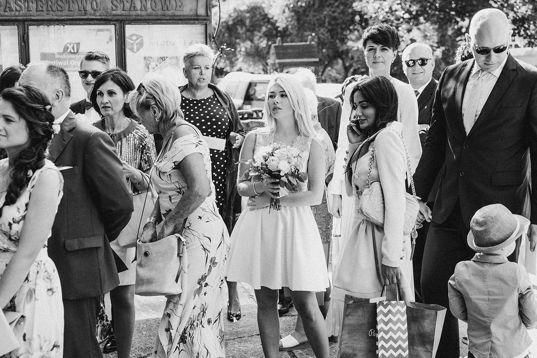 Wesele w stylu glamour w Dworek Bukowy Park 32