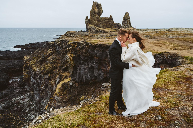 Sesja ślubna na Islandii 10