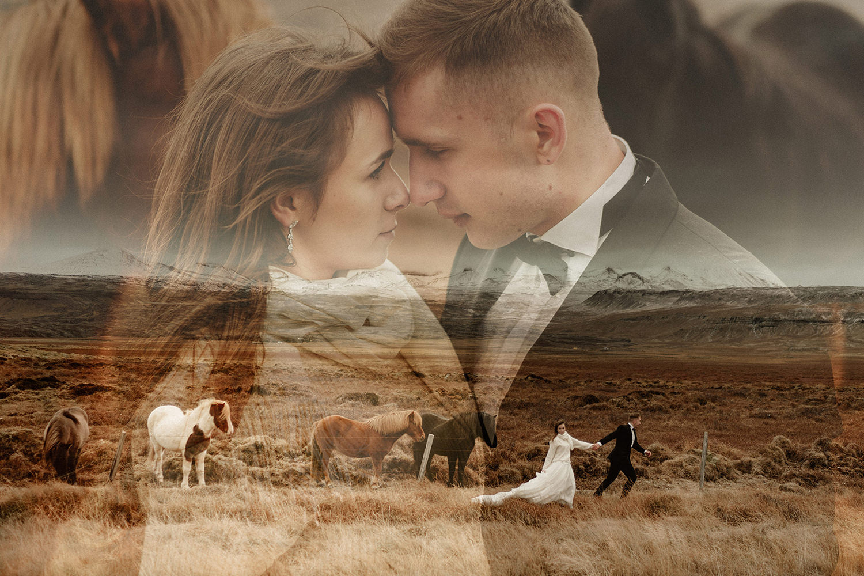 Sesja ślubna na Islandii 13