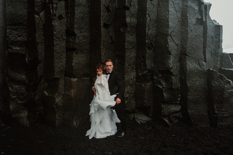 Sesja ślubna na Islandii 15