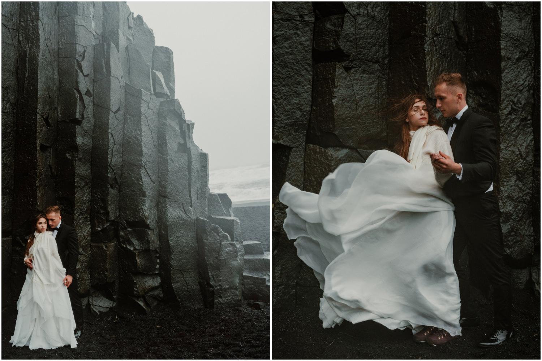 Sesja ślubna na Islandii 16