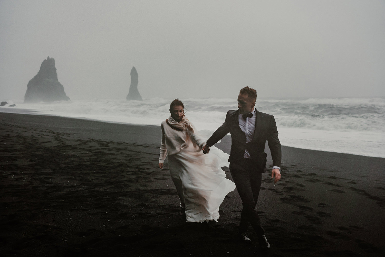 Sesja ślubna na Islandii 18
