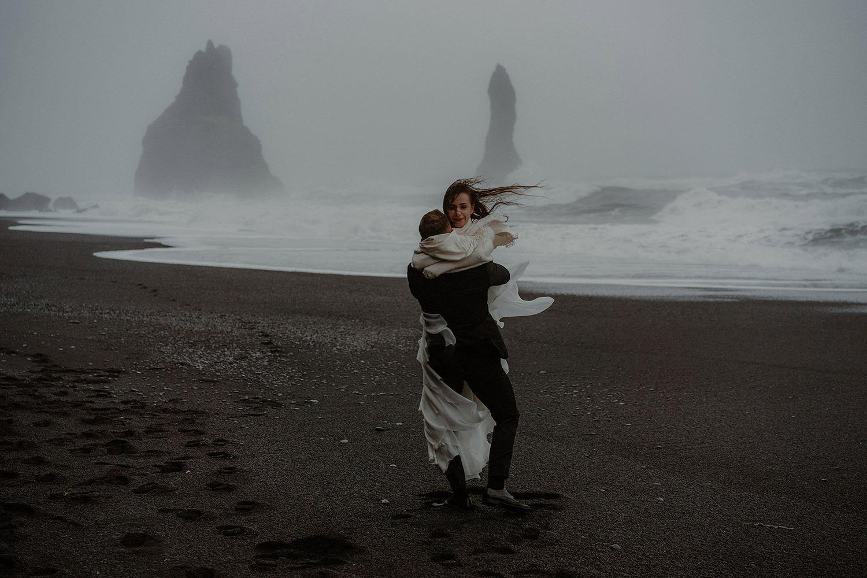 Sesja ślubna na Islandii 20