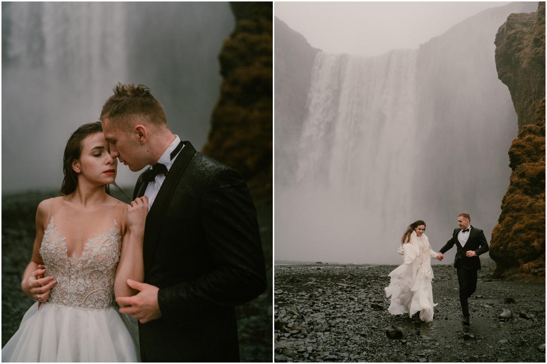 Sesja ślubna na Islandii 26