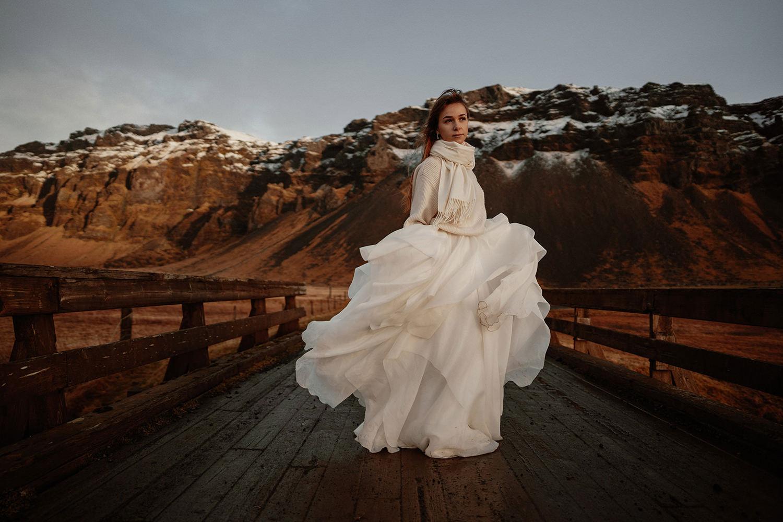 Sesja ślubna na Islandii 30