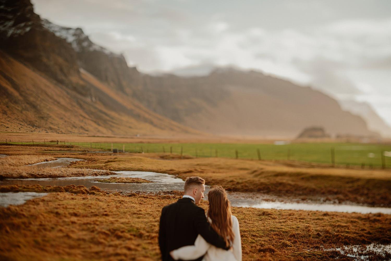 Sesja ślubna na Islandii 34