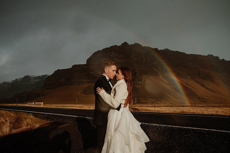 Sesja ślubna na Islandii 32