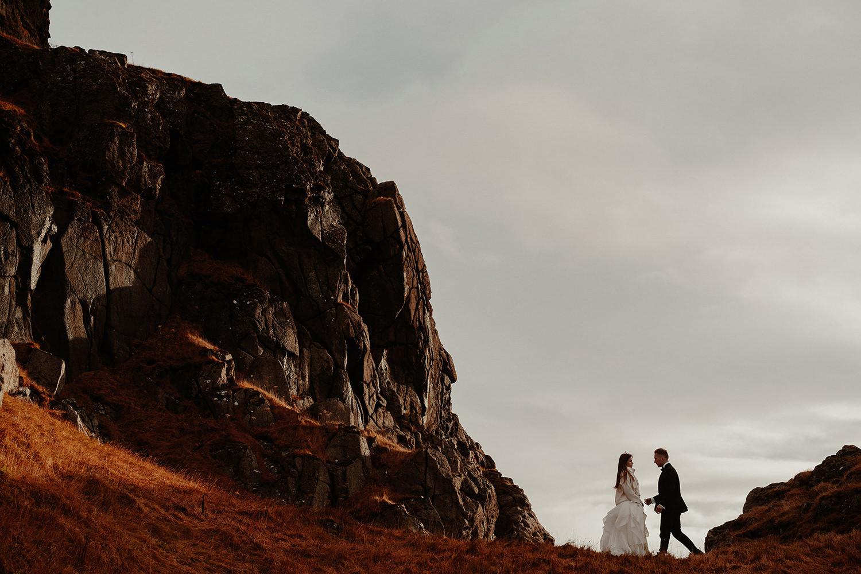 Sesja ślubna na Islandii 38