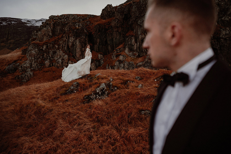 Sesja ślubna na Islandii 39