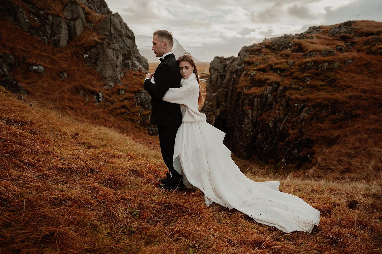 Sesja ślubna na Islandii 37