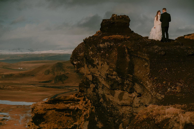 Sesja ślubna na Islandii 40