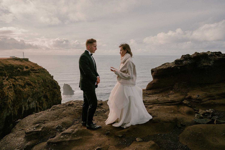 Sesja ślubna na Islandii 46