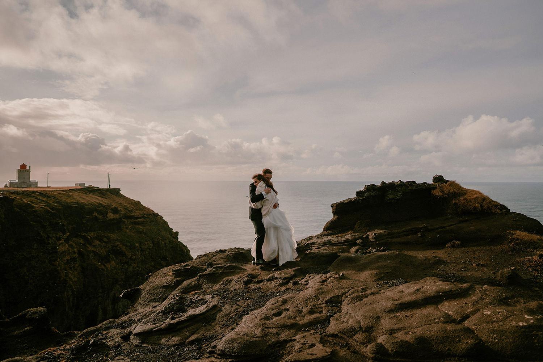 Sesja ślubna na Islandii 44