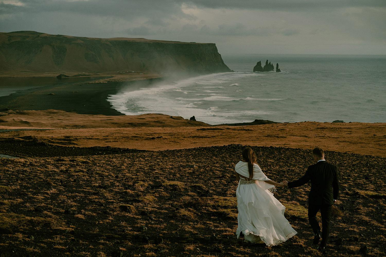 Sesja ślubna na Islandii 48