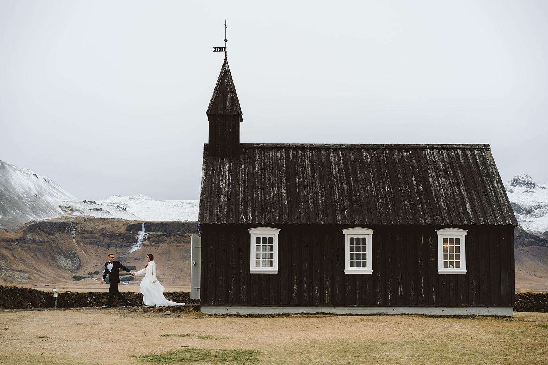 Sesja ślubna na Islandii 6