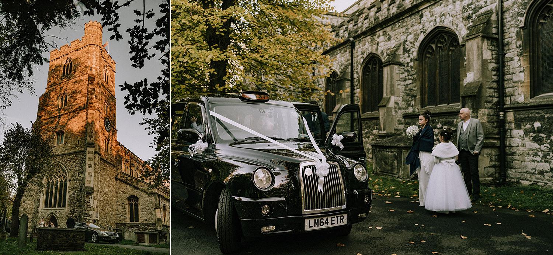 Reportaż ślubny w Londynie 18