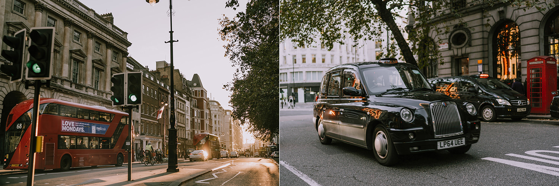 Reportaż ślubny w Londynie 2