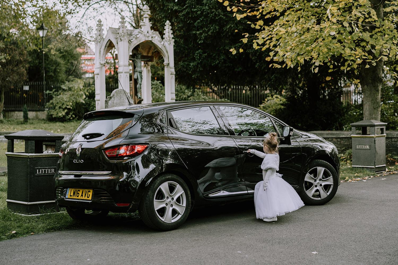 Reportaż ślubny w Londynie 37