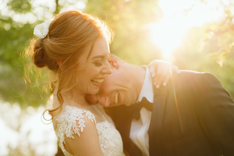 Ślub w plenerze przy lesie Martyna i Olek 50