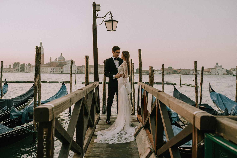 Sesja Ślubna w Wenecji 11
