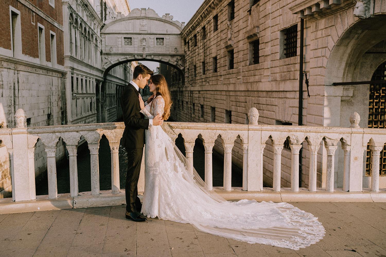 Sesja Ślubna w Wenecji 13