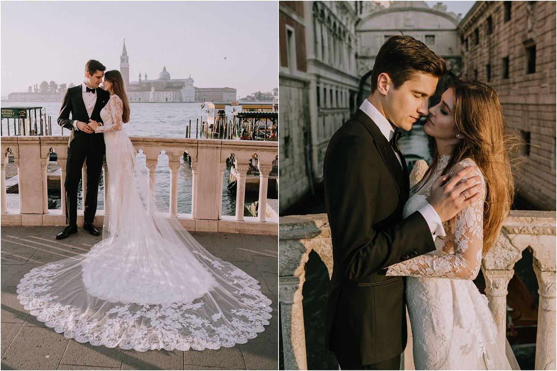 Sesja Ślubna w Wenecji 16