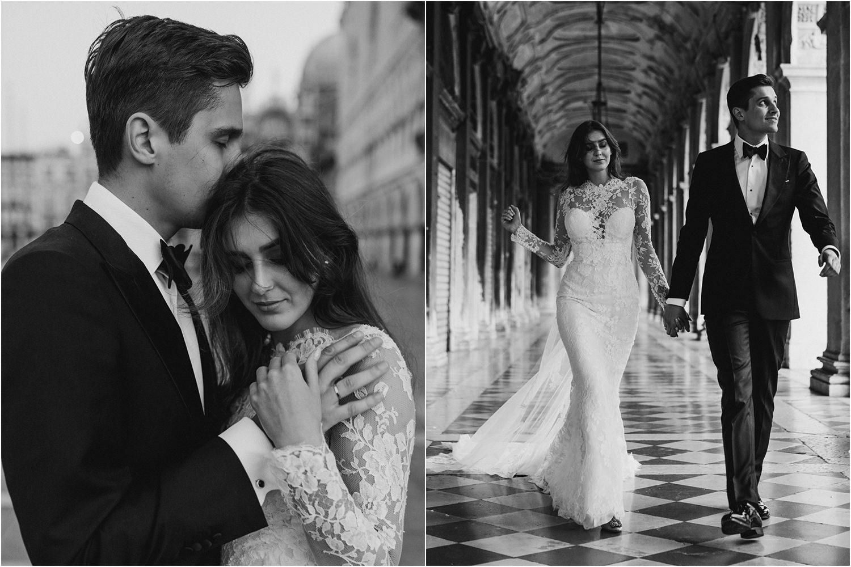 Sesja Ślubna w Wenecji 2