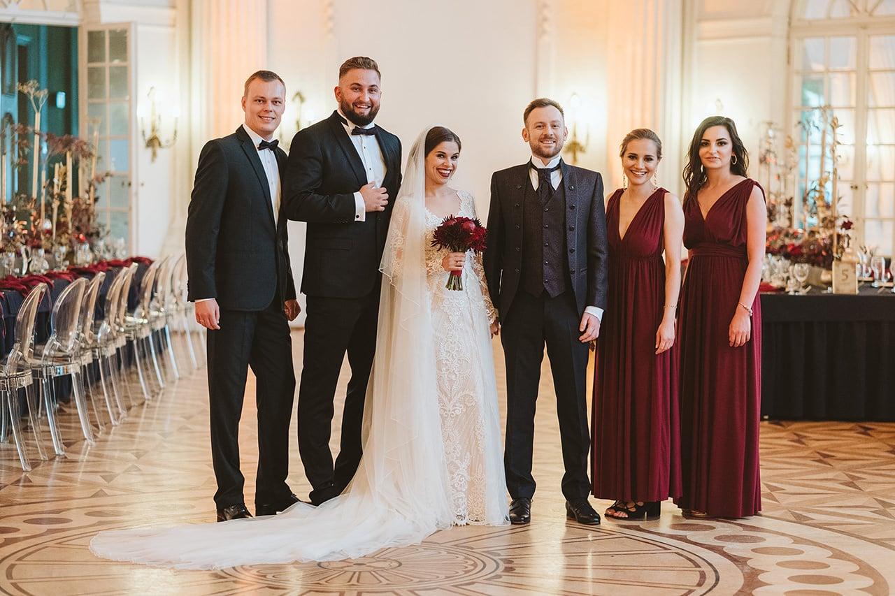 Ślub i Wesele w Zamku Rydzyna 17