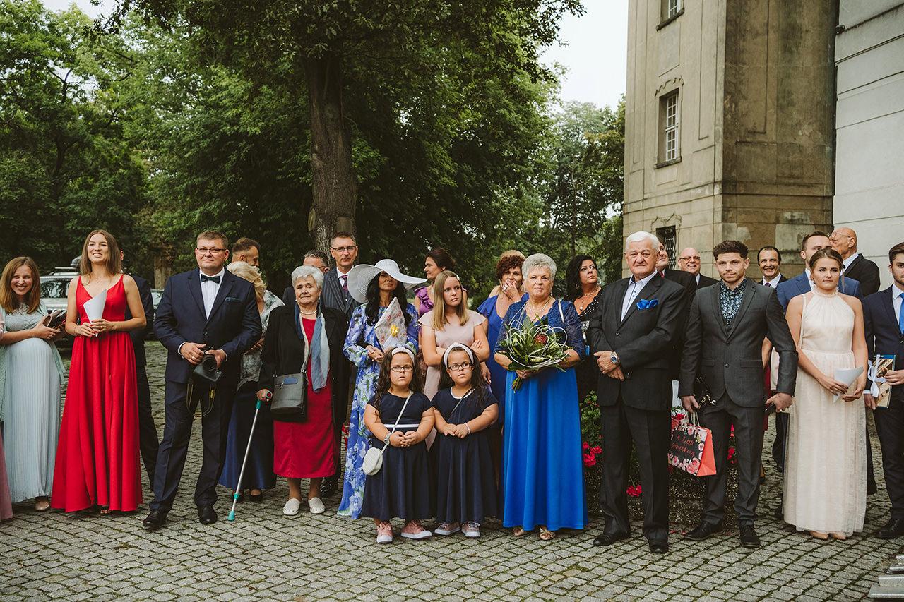 Ślub i Wesele w Zamku Rydzyna 20