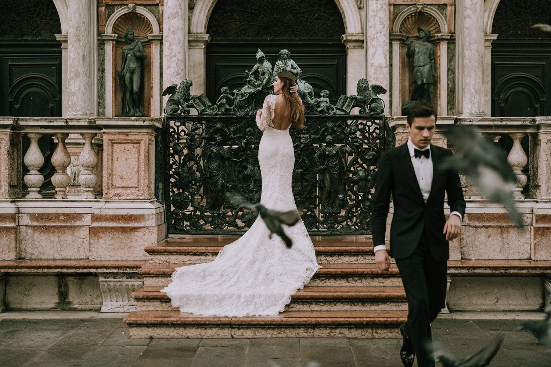 Sesja Ślubna w Wenecji 3