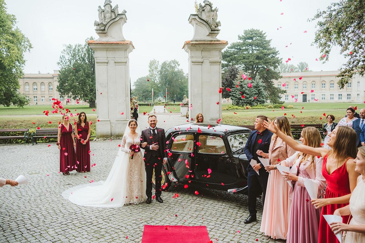Ślub i Wesele w Zamku Rydzyna 25