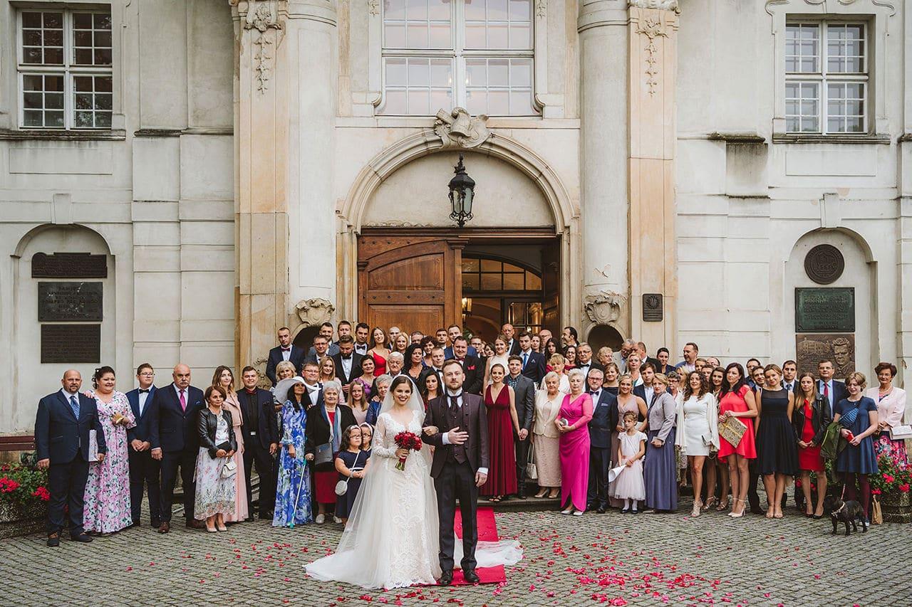 Ślub i Wesele w Zamku Rydzyna 26