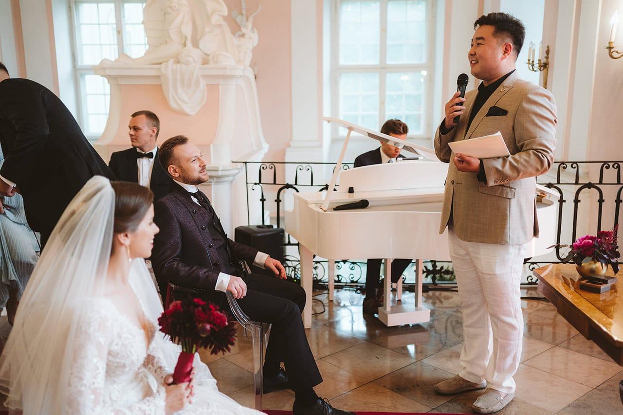 Ślub i Wesele w Zamku Rydzyna 32
