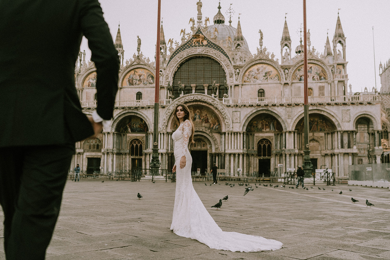 Sesja Ślubna w Wenecji 4