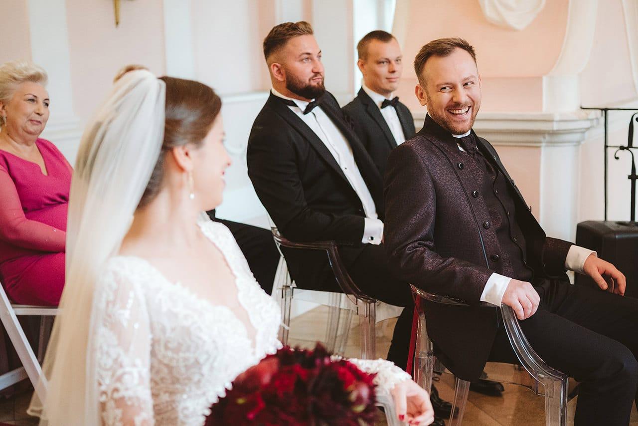 Ślub i Wesele w Zamku Rydzyna 34