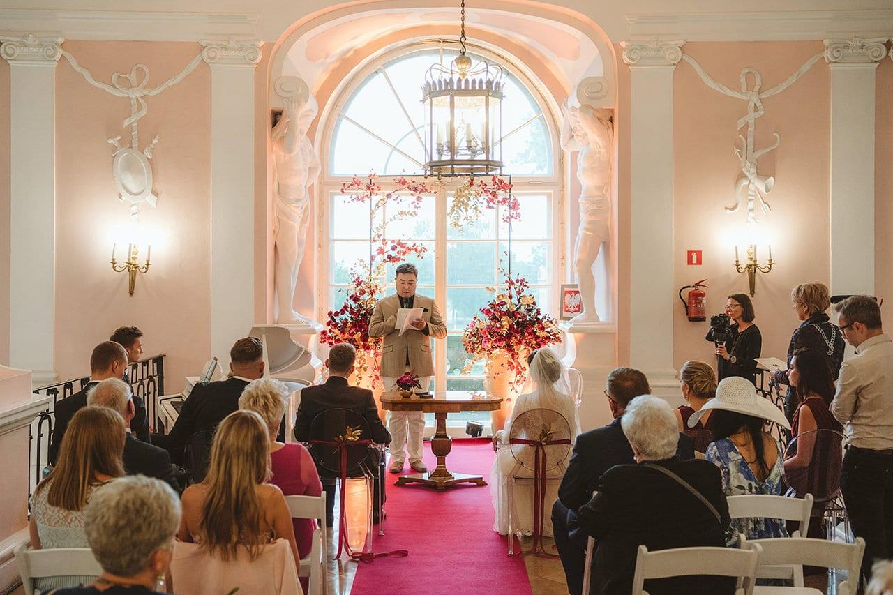 Ślub i Wesele w Zamku Rydzyna 35